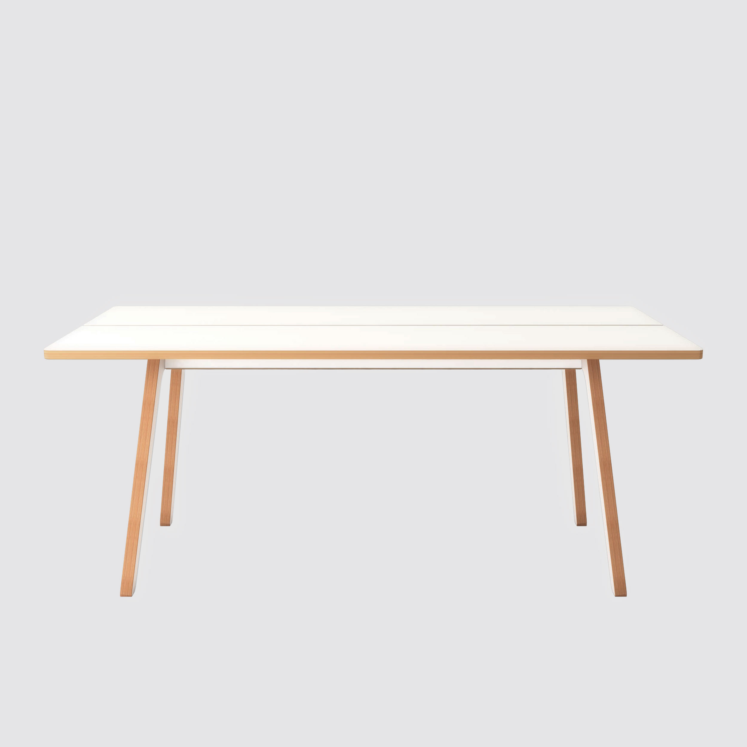 Modern wood table k s dining table british design for Modern wooden dining table designs
