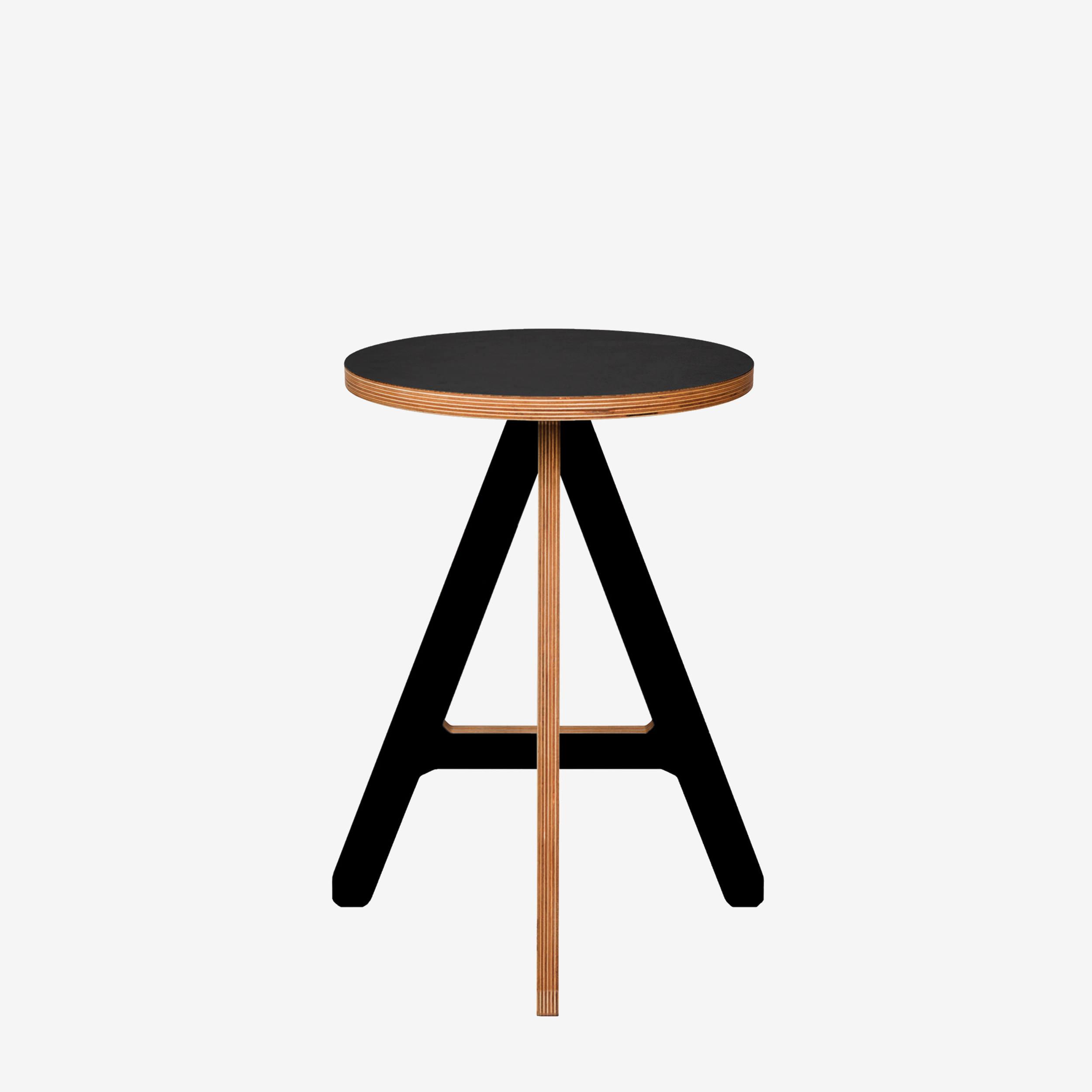 Modern Wood Stool A Stool British Design Byalex
