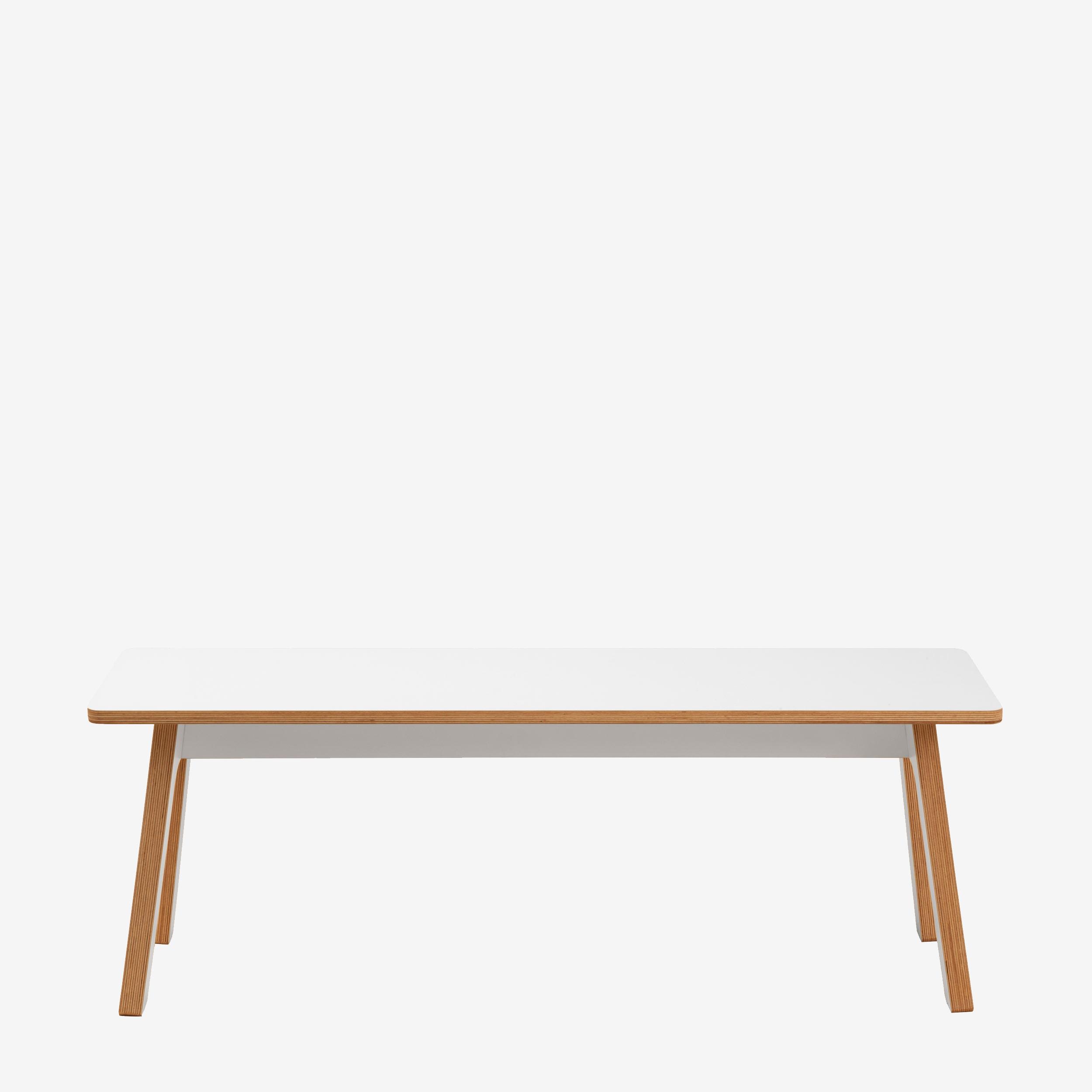modern wood bench  k–s bench  british design byalex - k–s bench