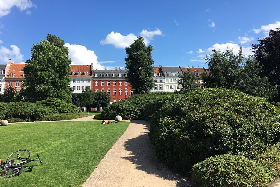 Family holiday in Copenhagen